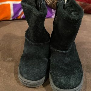 Circo girls suede style boots